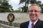 Robert Copley 150x100 El nuevo Encargado de Negocios de la Embajada gringa en RD
