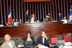 Senado 300x200 Senado aprueba impuesto para financiar el 911