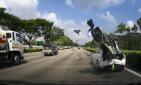 Singapur 300x182 Espeluznante accidente de moto en Singapur