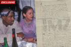 Tupac 300x198 Tupac reveló en una carta por qué soltó en banda a Madonna