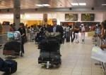 aeropuerto aila maleta pasajeros 150x107 Aviación Civil no puede impedir el cobro de maletas