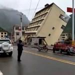 edificio 150x150 Video: Río se lleva un edificio en China