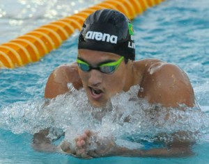 fausto david huerta 300x236 Wepa! Dominicano gana oro y plata en Campeonato de Natación