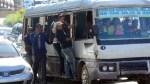 guagua 150x84 Asaltantes tienen a choferes y pasajeros dao al pecao