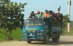 Haitianos siguen pasando la frontera como que na` e na`