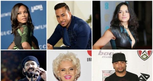 image content 8469430 20170708104357 600x320 10 artistas dominicanos. ¿Cual crees se destaca más en el extranjero?