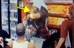 ladron 150x98 Buscan 'como aguja' a ladrón de comía en NY