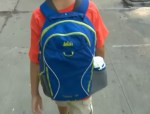 mochila 150x114 Expertos advierten sobre el uso de mochilas