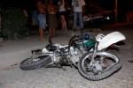 motor 150x100 Muere un niño tras accidentarse motor que iba con 7 haitianos