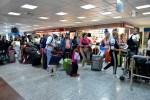 pasajeros 150x100 Pila'e pasajeros circulando por aeropuertos de RD