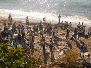 playa de Güibia 300x225 Voluntarios darán una limpiadita a playa de Güibia