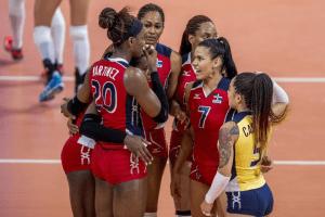 reinas 300x200 Wepa! Dominicana gana a Japón en Gran Prix Voleibol
