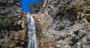 salto 300x160 Salto Grande, ícono del turismo ecológico de Azua