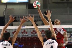 voleibol masculin 300x200 Voleibol RD: Equipo masculino rompe a EEUU