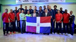 voleibol masculino 300x167 Voleibol RD: El equipo masculino que va pa la Copa Panam