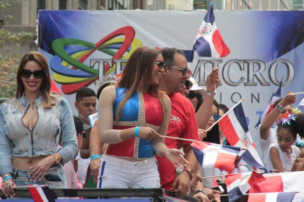28706905770 69f9e6b8ce k 600x400 #TBT   Desfile Dominicano de Nueva York 2016