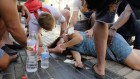 Barcelona 2 300x169 Así relata una dominicana el atentado en Barcelona