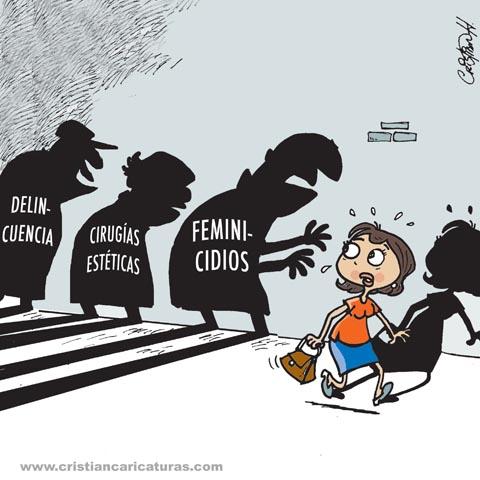 Caricatura 1 Caricatura: Peligro...