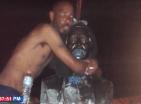 Estatua de Duarte 300x221 El freco que se pasó con estatua de Duarte; un deportado de USA
