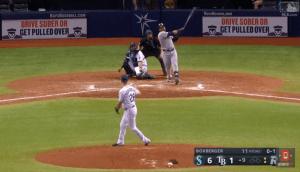 Nelson Cruz 1 300x172 Video   Nelson Cruz pega el jonrón más largo en play de Tampa