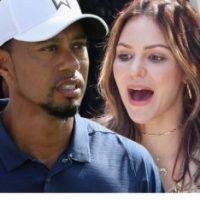 Filtran fotos encueras de Tiger Woods y par de jevas