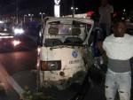 accidente 150x113 Accidente feo en la avenida Las Américas