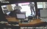 asalto vimenca 150x94 Video: Así fue el asalto en sucursal de Vimenca