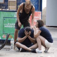 Videos del ataque terrorista en Barcelona