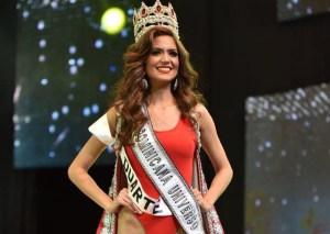 carmen munoz 300x213 Miss RD Universo 2017 aclara sobre su nombre y revela carta de Danilo