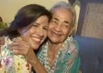 donita margarita 150x106 Video: Doñita de los cien años conoció a Margarita