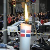 Confirman que hay dominicanos entre afectados por atentado en Barcelona
