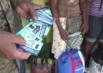 haitianos migracion frontera 150x106 Video: Agarran un lote de haitianos con carnet y pasaportes falsos
