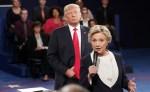 "hillary trump 150x92 Hillary le dice ""asqueroso"" a Trump en nuevo libro"