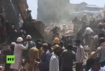 india 150x102 Se derrumba edificio en la India: Al menos 15 muertos (video)
