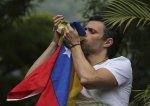 leo 150x106 Maduro devolvió a Leopoldo López a prisión domiciliaria