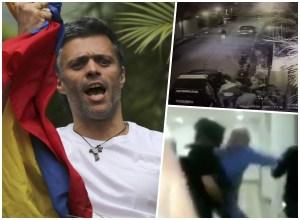 leopoldo lopez 300x220 Venezuela: Apresan de nuevo a Leopoldo López y Antonio Ledezma