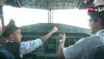 pilotos 150x85 Suspenden pilotos pusieron carajito al timón de avión en pleno vuelo