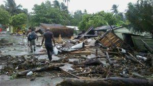 Nagua 1 300x169 Irma: más de 19 mil desplazados en RD