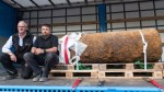 bomba 150x84 Desactivan megabomba de la Segunda Guerra Mundial