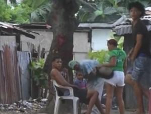 david 300x228 Video   Damnificados aun desde el ciclón David