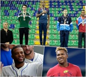 deportivas 300x270 Deportivas – RD: Oro en Taekwondo, Robinson Canó y más