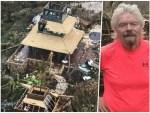 richard 150x113 Fotos: Así dejó Irma la mansión en isla de multimillonario británico