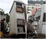 santiago 150x127 Pared se desploma en cementerio de Santiago