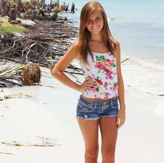 Samantha Huntley 4 Madre habla sobre cómo la heroína mató a su hija de 20 años