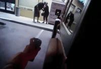 Las Vegas 200x137 De película: Se lamben tipo usaba a su jeva como escudo humano