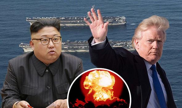 Trump 1 Corea del Norte envió una carta a Rusia advirtiendo que bombardearía EEUU