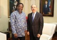 danilo 200x143 Danilo visitado por profeta de Nigeria