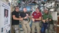 estacion espacial 1 200x112 Video: 'San Guivin' en el espacio se hizo viral