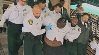 mordia 200x112 Se resistió al arresto y le entró a mordía a policía
