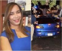 regy 2 200x163 Posible causa de muerte de mujer y niñas halladas en carro